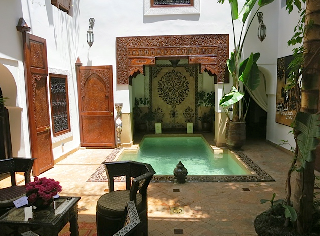 Marrakech – Ref P3014 – A riad in the heart of the medina