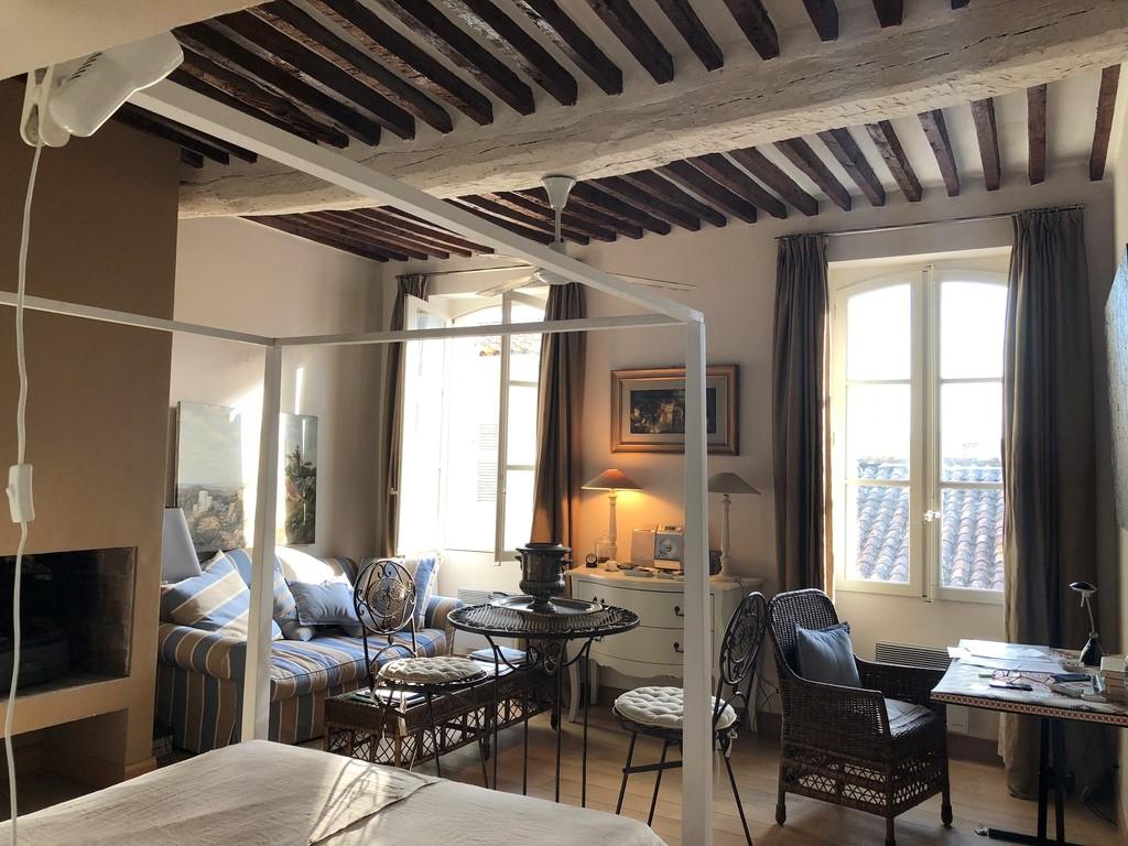 Saint-Tropez – Ref A603 – Studio de charme